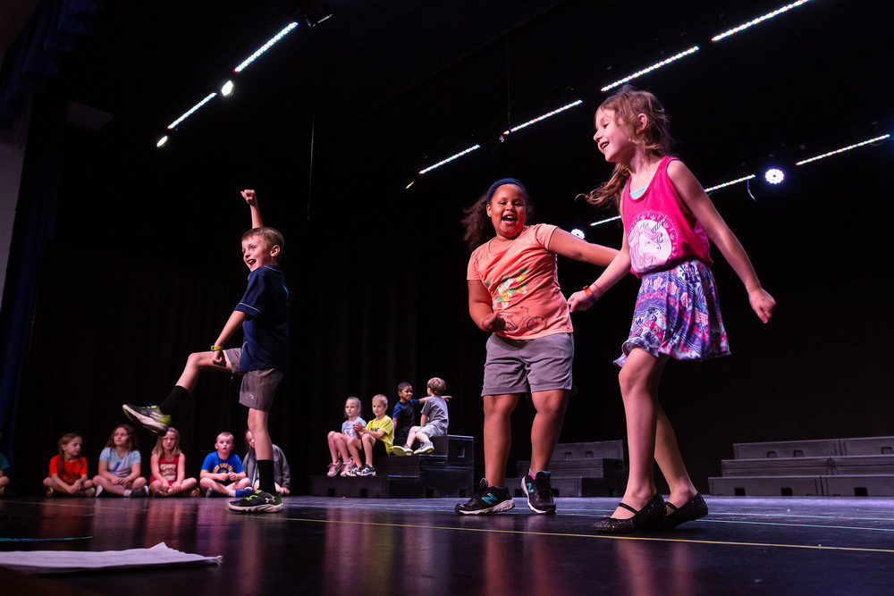 Bald Knob Hosts Annual Music Camp