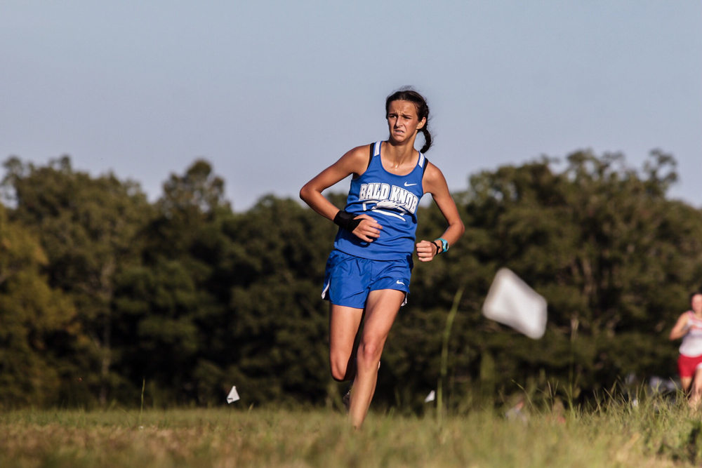 Cross Country Excels at Meet