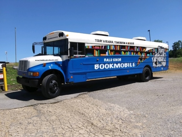 Bald Knob Book Mobile