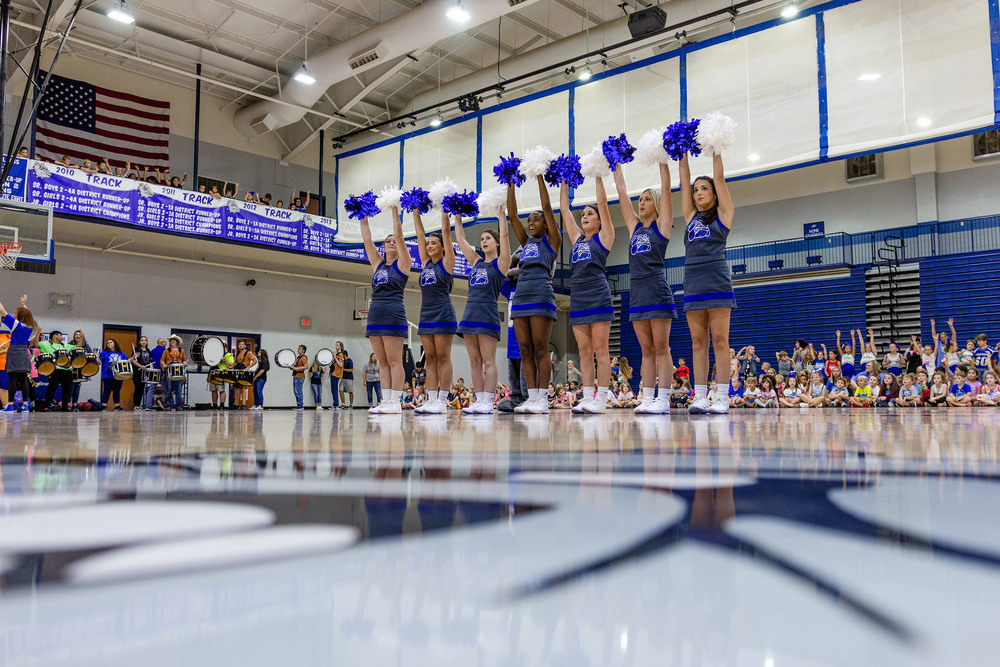 Bald Knob Announces 2020-2021 Cheerleader Squad