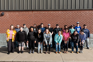 JAG Students Earn Certifications