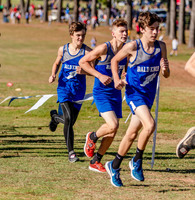 Shafer Leads BKXC at Annual Home Meet