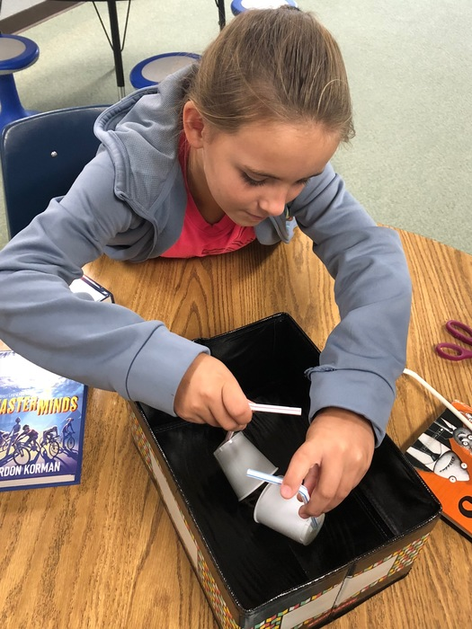 Library Media Stem Project